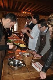 cours cuisine villefranche sur saone table étable tablier