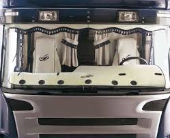 Interior Truck Scania Truck Accessoires Cabin Interior Styling