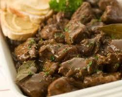 cuisine flamande recette carbonnade flamande facile