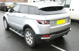 land rover rover range rover evoque dynamic mud flaps direct 4x4