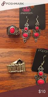 most hypoallergenic earrings paparazzi earrings and ring paparazzi jewelry matching rings