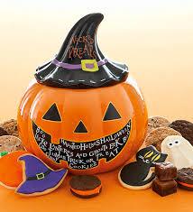 witch cookie jar treats
