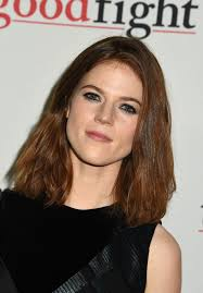 Good Fight Rose Leslie At U0027the Good Fight U0027 Premiere In New York 02 08 2017