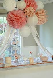 Shabby Chic Baby Shower Ideas by Delightful Endeavors Victorian Shabby Chic Baby Shower Http