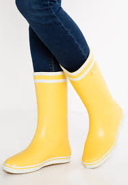 womens boots dillards aigle clothing dillards aigle malouine wellies jaune