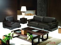 design around black leather sofa red black living room design