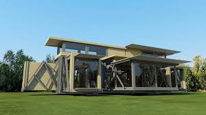 building your dream home this self transforming home lets you build your dream house