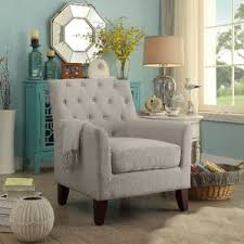 Tufted Accent Chair Tufted Accent Chairs You Ll Wayfair
