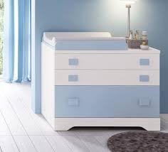 commode chambre garcon chambre bébé garçon complète gioco blanc et bleu glicerio so nuit