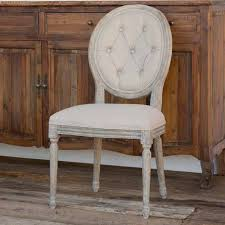 Tufted Dining Chair Set Park Hill Tufted Back Dining Chair Set 2 Nt2106