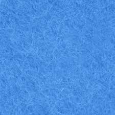 corn flower blue cornflower blue felt sheet