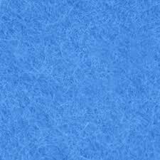 cornflower blue cornflower blue felt sheet