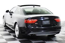 audi s5 trunk 2009 used audi s5 s5 4 2 v8 quattro awd coupe 6 speed navigation