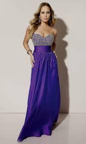 long strapless purple prom dresses naf dresses