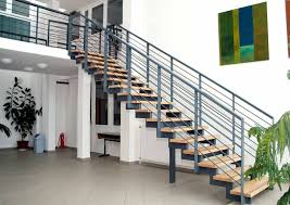 stahl treppe wohnhaustreppen aus holz und stahl ais de