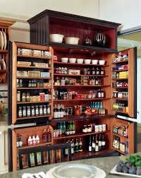 Door Mounted Spice Rack Country Pantry With Built In Bookshelf Zillow Digs Zillow