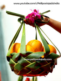 wedding trays eco friendly trays from coconut leaves pelli poola