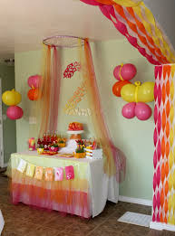 simple birthday decoration ideas at home interior design creative butterfly theme party decorations home