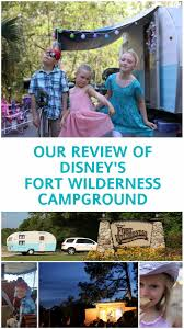 review of disney u0027s fort wilderness campground