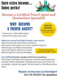 how do you become a travel agent images Become a certified travel agent and destination specialist one jpg
