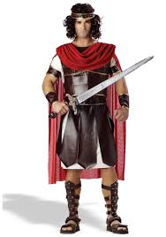 King Leonidas Costume Halloween Hercules Costume