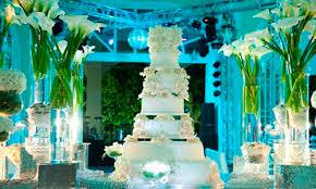 wedding cake exles fresh and modish blue green wedding colors everafterguide