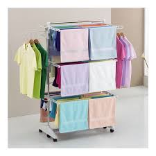 build a wood clothes drying rack u2014 modern home interiors