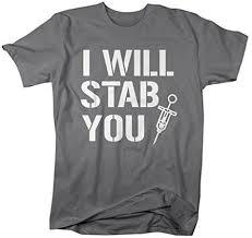 nursing shirts shirts by men s nurses t shirt i will stab you shirts for