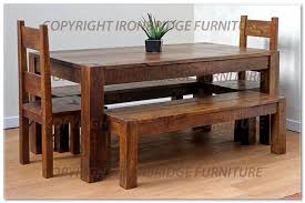 Rustic Dining Room Tables For Sale Rustic Wood Dining Table Sale Rustics Log Furniture
