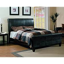Upholstered Sleigh Bed King Amazon Com King Sleigh Bed By Ashley Furniture Kitchen U0026 Dining