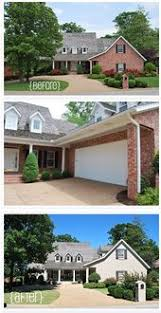 amazing what painted brick can do to transform and add character