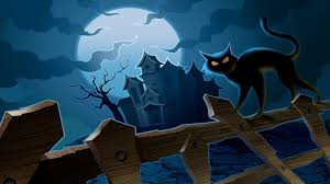 cartoon halloween background 1 hour of halloween music part 1 youtube