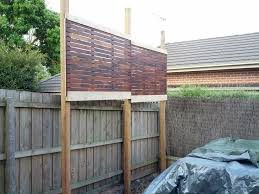 Backyard Screening Ideas Diy Patio Privacy Screens Backyard Ideas Within Screen Decor 14