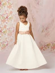 a line princess v neck floor length ivory taffeta flower