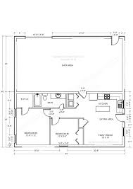 shop floor plans with living quarters pole barn floor plans with living quarters floor plans pole barn