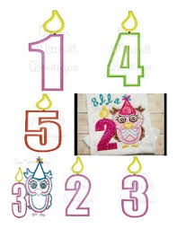 number birthday candles birthday candle number set 1 5 beau mitchell boutique