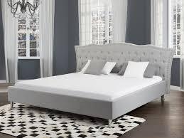 Schlafzimmer Betten Mit Bettkasten Polsterbett Grau Lattenrost 180 X 200 Cm Bettkasten Metzab Fabrik