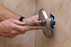 How To Repair A Leaking Bathroom Shower Faucet DoItYourselfcom - Leaky bathroom faucet