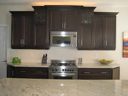 granite countertop best wood for painted kitchen cabinets