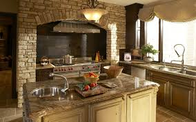kitchen design ideas tuscan kitchen decor design ideas images of