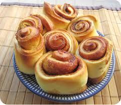 cannelle cuisine cinnamon rolls petits pains roulés à la cannelle cuisine et