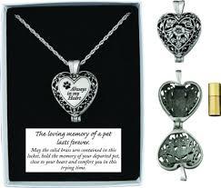pet urn necklace pets pethavenz