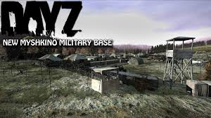 Dayz Sa Map Dayz Standalone New Myshkino Military Base U0026 Location