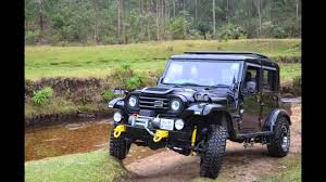 jonga jeep modified jeeps in india youtube