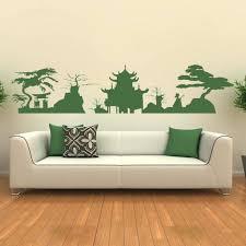 home decor japan japanese wall decal as well as skyline wall sticker japan wall