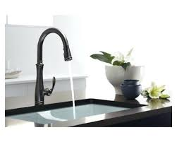 faucet for kitchen rubbed bronze kitchen faucet impressive rubbed bronze