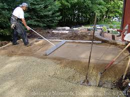 Installing Patio Pavers On Sand Privacy Pergola And Paver Walk During Installation Of Leveling