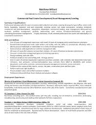 Real Estate Developer Resume Sample by Asset Management Analyst Resume Sample Asset Management Resume