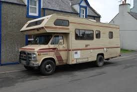 chevy motorhome land rover blogger our american campervan u2013 a big day