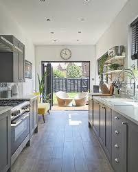 small kitchen layout ideas uk 20 beautiful galley kitchen ideas fifi mcgee interiors